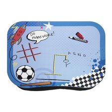 Boy's Dry Erase Lap Desk