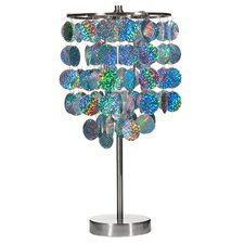 Paillette Table Lamp