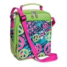Splatter Peace Lunch 2 Go Bag