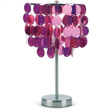 <strong>Three Cheers For Girls!</strong> Paillette Table Lamp