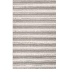 Birch Gray/Ivory Indoor/Outdoor Area Rug