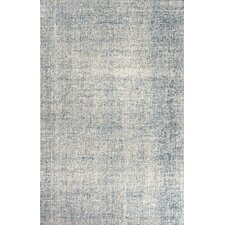 Britta Ivory/Blue Area Rug