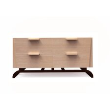 Sheridan Road 4 Drawer Low Dresser