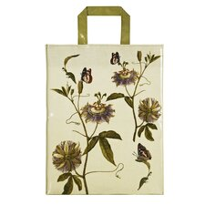 Flower PVC Medium Bag