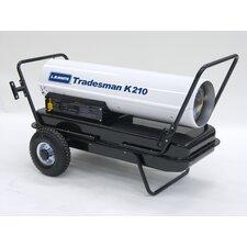 Tradesman 210,000 BTU Utility Kerosene Space Heater