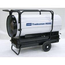 Tradesman 650,000 BTU Utility Kerosene Space Heater
