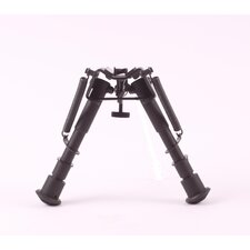 "6""/9"" Bipod with Qd Rifle Stud Attach"