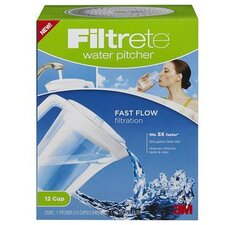 Filtrete Water Filtration Pitcher