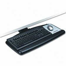 Positive Locking Keyboard Tray, Standard Platform
