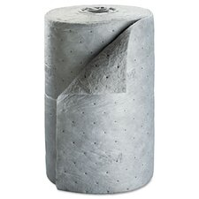 Maintenance Sorbent Roll, 66 Gallons Sorbing Volume Each, 1/case