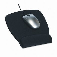 Foam Mouse Pad with Wrist Rest