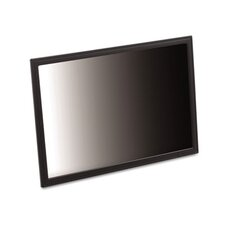 """LCD Privacy Filter for 24"""" Widescreen LCD Displays"""