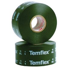 Temflex™ Corrosion Protection Tape 1100 - 1100unpr2 2x100 roll pipe wrap tape unprinted