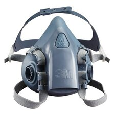<strong>3M</strong> 7500 Series Half Facepiece Respirators - large half facepiece ultimate reusable