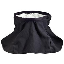 L-Series Headgear Accessories - 3m l-125-2 shroud flameretardant  2/cs