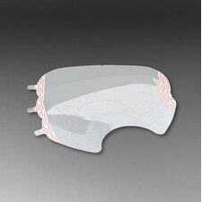 Cover Lens For 6700 6800 & 6900 Full Face Respirators. (25 Lens Per Bag)