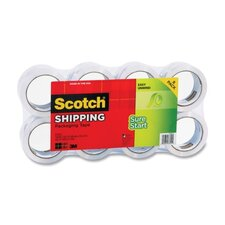 Scotch Sure Start Packaging Tape, 8/Pack