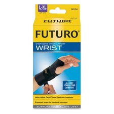 Futuro Energizing Wrist Support, Large/Xlarge, Fits Left Wrists