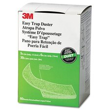 Easy Trap Duster, 60 Sheets/Box