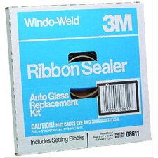Ribbon Seal Glass Kit 5/16""""
