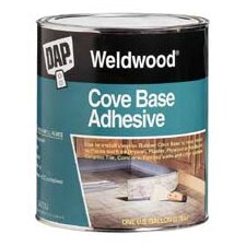 1 Gallon Weldwood® Cove Base Adhesive 25054