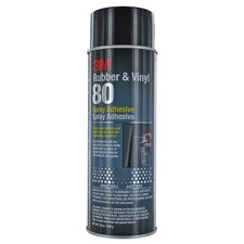 18 Oz Rubber & Vinyl 80 Spray Adhesive 80