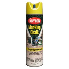15 Oz Yellow Marking Chalk Spray Paint