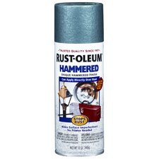 12 Oz Verde Green Stops Rust® Hammered Spray Paint