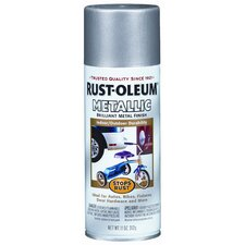 11 Oz Matte Nickel Stops Rust® Metallic Spray Paint