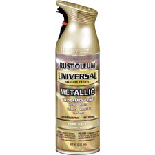 12 Oz Pure Gold Universal® Spray Paint