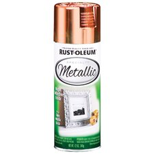 <strong>Rustoleum</strong> Copper Metallic Specialty Spray Paint