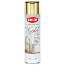 8 Oz Premium Metallic Spray Paint Gloss