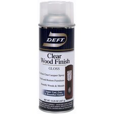 <strong>Deft</strong> 13 Oz Clear Wood Finish Gloss
