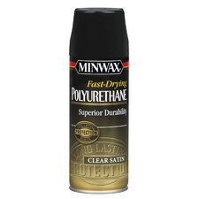 <strong>Minwax</strong> Fast-Drying Polyurethane Finish Satin