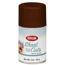 3 Oz Expresso Short Cuts® Spray Paint Gloss