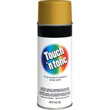 Metal Gold Touch ´N Tone® Spray Paint