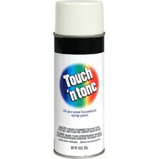 White Touch ´N Tone® Spray Paint Gloss