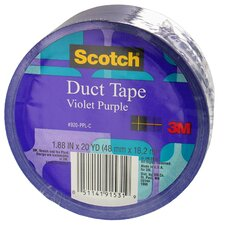 20 Yards Violet Purple Duct Tape
