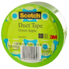 20 Yards Green Apple Duct Tape