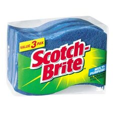 <strong>3M</strong> Scotch-Brite Multi-Purpose Scrub Sponge