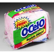 "6.8"" O-Cel-O Sponge Scrubber"