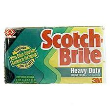 Scotch-Brite Heavy Duty Household Scrub Sponge