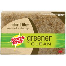 Scotch-Brite Natural Fiber Scrubbing Sponge