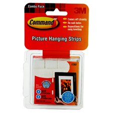 <strong>3M</strong> Command Picture Hanging Strip Combo Pack