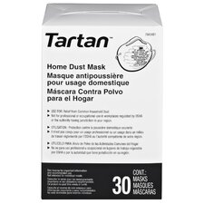 <strong>3M</strong> Tartan Home Dust Mask (30 Count)