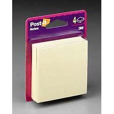 50 Sheet Post-It Note Pad (4 Pack)