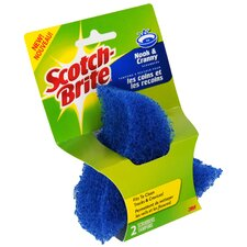 Scotch-Brite Nook and Cranny Scrubber
