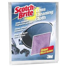 Scotch Brite Lens Cleaning Cloth