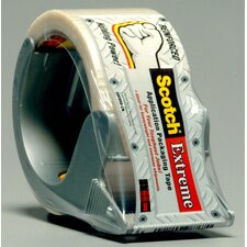 Scotch Extreme Application Packaging Tape with Dispenser
