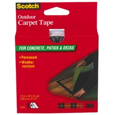 Scotch Reinforced Outdoor Carpet Tape